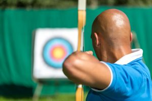 Archery Gortin Outdoor Activity Centre