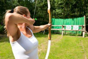 Archery Gortin Outdoor Activity Centre