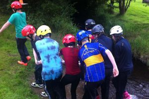 Gorge Walking Gortin Outdoor Activity Centre