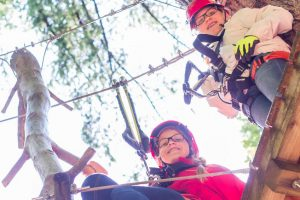 High Ropes Gortin Outdoor Activity Centre